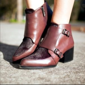 Size 7 Pointed Ankle Boots